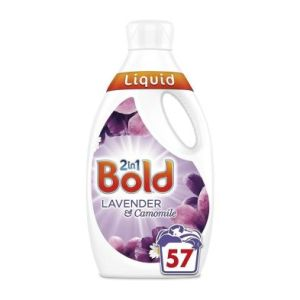 Bold 2 In 1 Liquid Lavender & Camomile 57 Washes