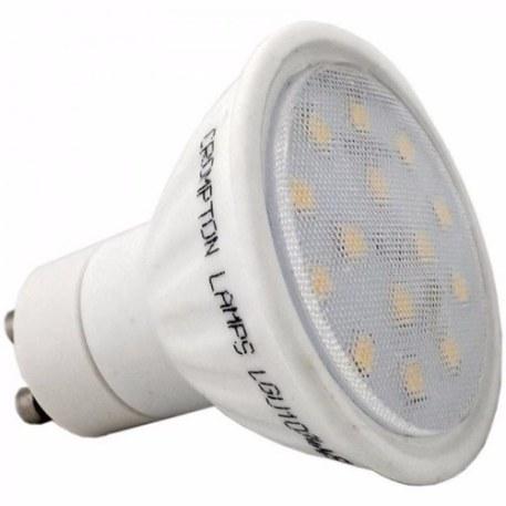 Crompton 3W LED SMD GU10 Bulb - Cool White