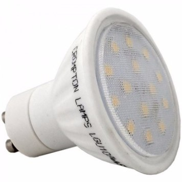 Crompton 3W LED SMD GU10 Bulb - Cool White