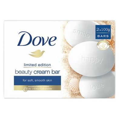 Dove Beauty Cream Soap 2 Pack