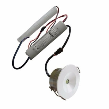 Eterna LED Non-Maintained Emergency Downlight