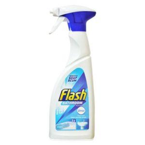 Flash Bathroom Cleaner Spray 450ml