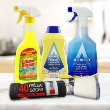 Kitchen Cleaning Bundle