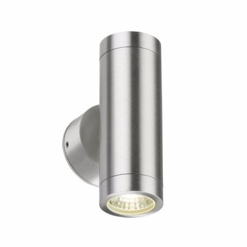 KnightsBridge 3W GU10 IP65 LED Up/Down Wall Light