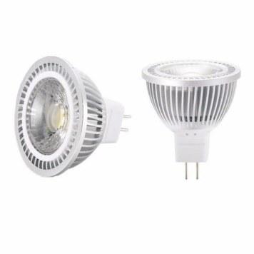 KnightsBridge 5W LED GU5.3 MR16 Bulb - Cool White