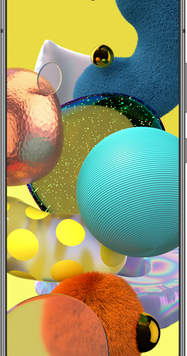 Samsung Galaxy A51 5G (128GB Black) at £9.00 on Unlimited with Entertainment (24 Month(s) contract) with UNLIMITED mins; UNLIMITED texts; UNLIMITEDMB of 5G data. £61.00 a month.