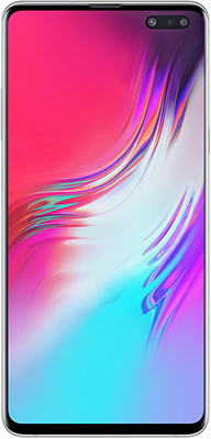 Samsung Galaxy S10 5G (256GB Crown Silver) at £9.00 on Unlimited Max (24 Month(s) contract) with UNLIMITED mins; UNLIMITED texts; UNLIMITEDMB of 5G data. £59.00 a month.