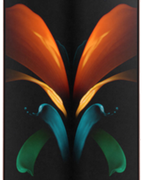Samsung Galaxy Z Fold2 5G (256GB Mystic Bronze) at £479.00 on Unlimited Lite (24 Month(s) contract) with UNLIMITED mins; UNLIMITED texts; UNLIMITEDMB of 5G data. £90.00 a month.