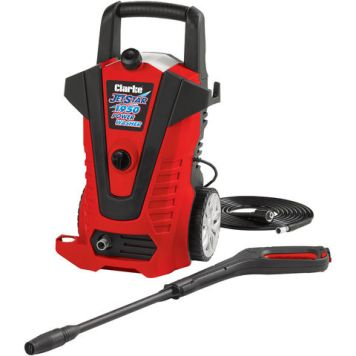 15% Off Weekend Clarke JETSTAR 1950 1600W Pressure Washer