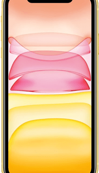 Apple iPhone 11 (64GB Yellow Used Grade A) at £49.00 on Red with Entertainment (24 Month(s) contract) with UNLIMITED mins; UNLIMITED texts; 24000MB of 5G data. £54.00 a month.