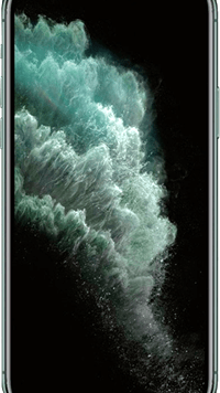 Apple iPhone 11 Pro (64GB Midnight Green Used Grade A) at £79.00 on Red (24 Month(s) contract) with UNLIMITED mins; UNLIMITED texts; 6000MB of 5G data. £54.00 a month.