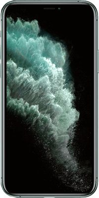Apple iPhone 11 Pro (64GB Midnight Green) at £69.00 on Red (24 Month(s) contract) with UNLIMITED mins; UNLIMITED texts; 2000MB of 4G data. £58.00 a month.