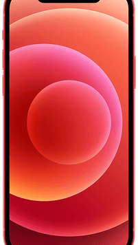 Apple iPhone 12 5G (256GB Red) at £99.00 on Red (24 Month(s) contract) with UNLIMITED mins; UNLIMITED texts; 2000MB of 4G data. £58.00 a month.