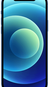 Apple iPhone 12 5G (64GB Blue) at £79.00 on Red with Entertainment (24 Month(s) contract) with UNLIMITED mins; UNLIMITED texts; 6000MB of 5G data. £61.00 a month.