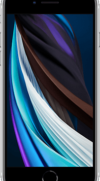 Apple iPhone SE (2020) (64GB White Used Grade A) at £19.00 on Red (24 Month(s) contract) with UNLIMITED mins; UNLIMITED texts; 24000MB of 5G data. £35.00 a month.