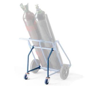 Barton Storage Barton Oxy/Acetylene Cylinder Trolley Rear Wheel Attachment