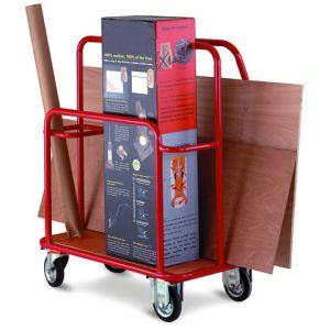 Barton Storage Bulk Load Trolley - DIY Trolley - 450kg Capacity