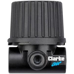 """Clarke Clarke CAT188 1/4"""" Miniature Compressor Air Pressure Regulator"""