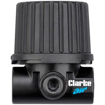 "Clarke Clarke CAT188 1/4"" Miniature Compressor Air Pressure Regulator"