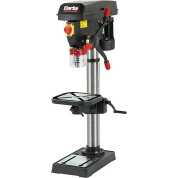 Clarke Clarke CDP202B 16 Speed Bench Engineering Drill Press with Square Table (230V)