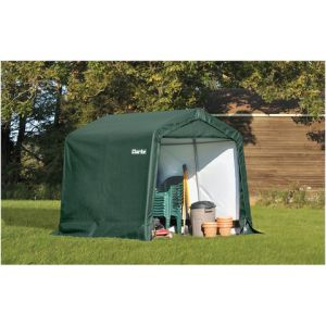 Clarke Clarke CIS788 Motorcycle Shelter/Shed (2.4 x 2.4 x 2.1m)