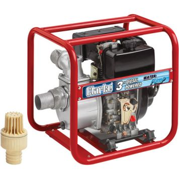 "Clarke Clarke DW75 Diesel Powered 3"" Water Pump"