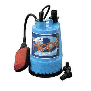 "Clarke Clarke Hippo 2A 1"" 250W 85Lpm 6m Head Water Pump with float switch (230V)"