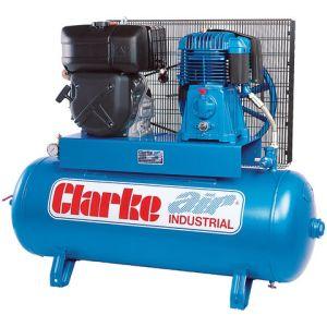 Clarke Clarke SD26KE150 25cfm 150Litre 8.4HP Electric Start Diesel Stationary Air Compressor