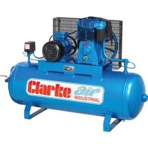 Clarke Clarke SE25C200 (WIS) 23cfm 200Litre 5.5HP Air Compressor (400V)