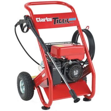 Clarke Clarke Tiger 3000 Petrol Pressure Washer 2900psi