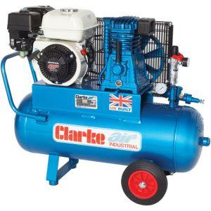 Clarke Clarke XPP15/50 15cfm 50Litre 6.5HP Portable Petrol Air Compressor