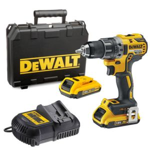 DeWalt DeWalt DCD791D2 18V XR Li-Ion Compact Drill Driver with 2x2.0Ah Batteries