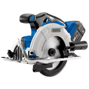 Draper Draper D20CS165SET D20 20V Brushless Circular Saw with 3Ah Battery and Fast Charger