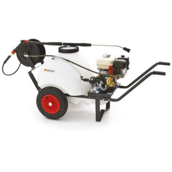 Emak Comet FDX WB 8/160 GX160 Honda Engine Pressure Washer with Bowser