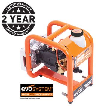 Evolution Evolution - EVO-System PW3200 175bar Pressure Washer