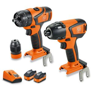Fein FEIN Brushless Twin Pack - Combi Drill and Impact Driver