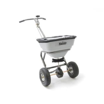 Handy The Handy 31.75kg/70lbs Push Broadcast Spreader