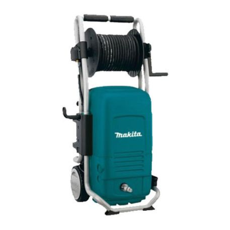 Machine Mart Xtra Makita HW140 - 140 Bar Pressure Washer (230V)