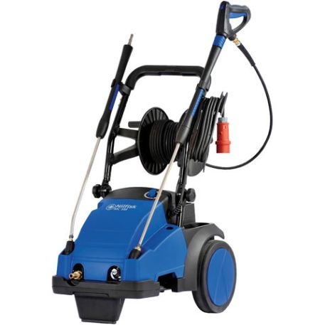 Nilfisk ALTO Nilfisk ALTO MC 5M-100/770 XT 5-32 PAXT Cold Water Industrial Pressure Washer With Hose Reel