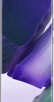 Samsung Galaxy Note20 Ultra 5G (256GB Mystic Black) at £29.00 on Unlimited Max with Entertainment (24 Month(s) contract) with UNLIMITED mins; UNLIMITED texts; UNLIMITEDMB of 5G data. £72.00 a month.
