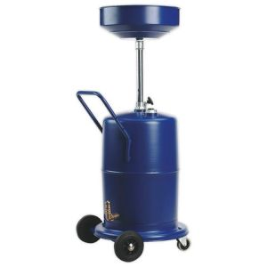 Sealey Sealey AK450DX 75L Mobile Pump Away Oil Drainer