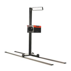 Sealey Sealey HBS97 Headlamp Beam Setter with Rails