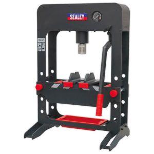Sealey Sealey PPB15 15 Tonne Premier Hydraulic Bench Press