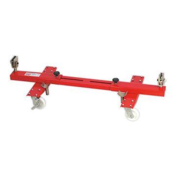 Sealey Sealey RE801 Adjustable Transportacar 2 Tonne Trolley