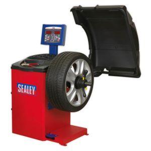 Sealey Sealey WB10 Wheel Balancer - Semi Automatic