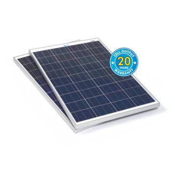Solar Technology International PV Logic 100Wp Bulk Packed Solar Panels (2 Pack)