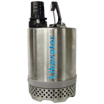 TT Pumps T-T Pumps PH/LIB750/400V Liberator Submersible Drainage Pump