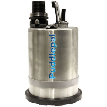 TT Pumps T-T Pumps PH/PAL750/400V Puddlepal portable submersible pump