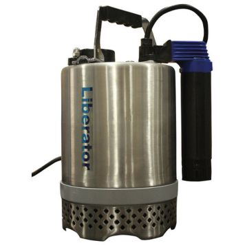 TT Pumps TT Pumps PH/LIB750/110VZ Liberator Submersible Drainage Pump