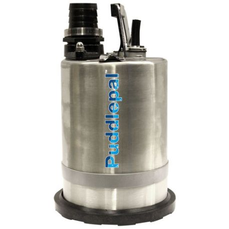 TT Pumps TT Pumps PH/PAL400/230V PuddlePal Portable Submersible Water Pump